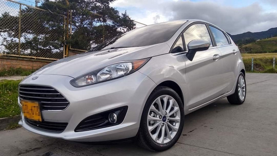 Ford Fiesta Titanium Hb