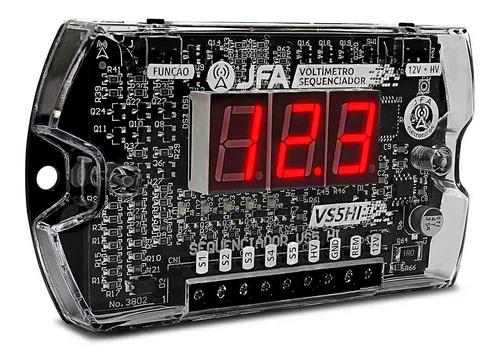 Imagen 1 de 1 de Voltímetro Digital Jfa Vs5 - Hi Voltage
