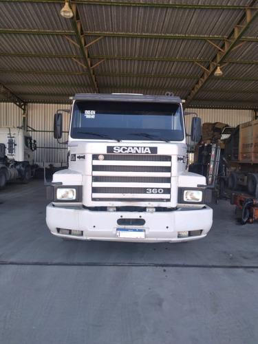 Scania 113 360 94/94 Truck - R$ 95.000
