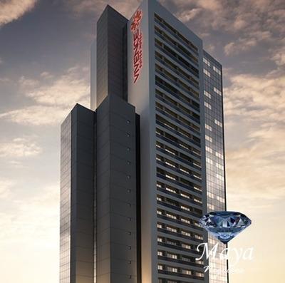 Cosmopolitan Home & Office - Sala Com 65 M² - 201 Sul - 287