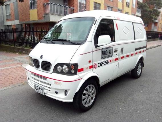 Dfm Dfsk 2015 1300cc Van Cargo Panel Pública Chery Dfm N300