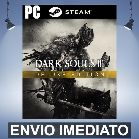 Dark Souls 3 Deluxe - Pc Steam Gift Presente