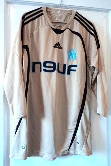 Camiseta Futbol Olympique De Marsella M N9uf adidas
