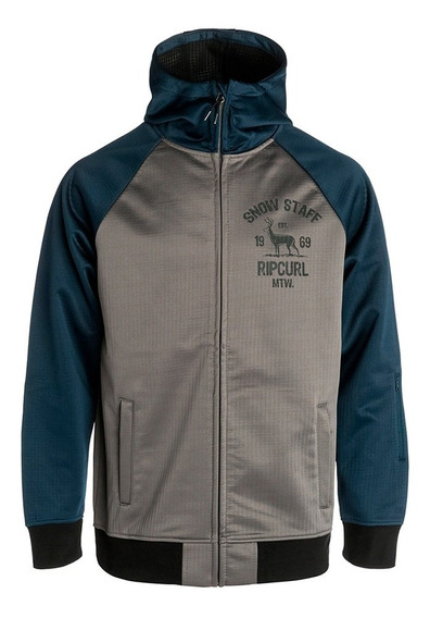 Campera Rip Curl Shred Windproof Bonded Soft Shell Hombre