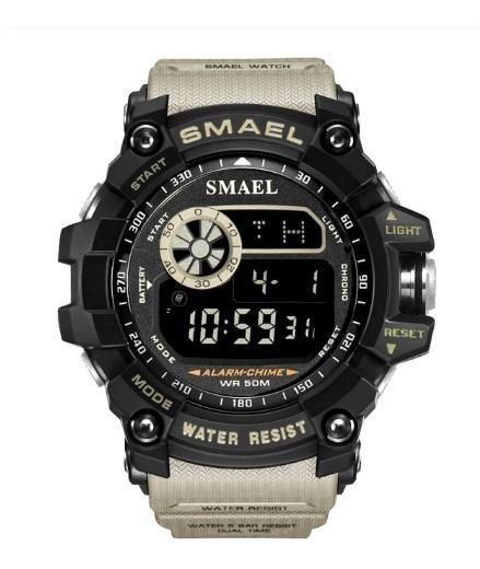 Relógio Smael Militar Shock Original Varias Cores Novo!!
