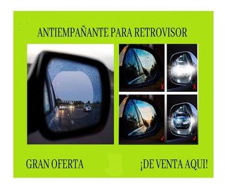 Película Antiempañante Membrana Para Espejos Retrovisores