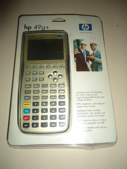 Calculadora Programable Hp-49g+