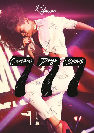 Rihanna - 777 Tour - Dvd