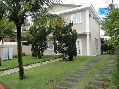 Casa À Venda - Praia De Pernambuco - Guarujá. - Ca1472