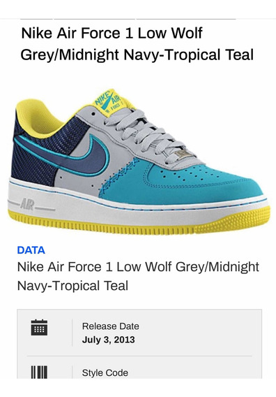 Tenis Nike Air Force 1 One For Sneakers
