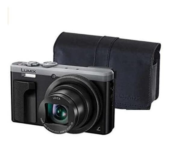 Panasonic Lumix 4k Zs60 30x Leica F3.3-6 Memoria Lexar 128gb