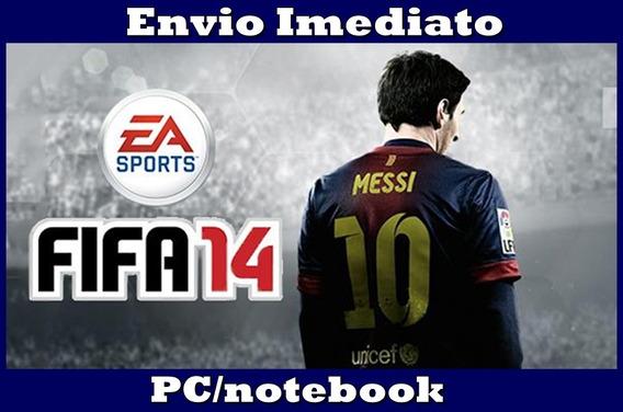 Fifa 14 Pc/notebook Original Frete Gratis!