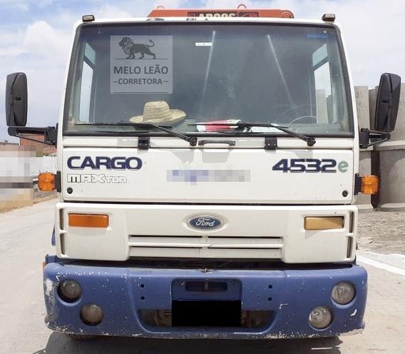 Cargo 4532 E - 08/08 Cav Toco, Munck Argos Agi 12.5 Revisado