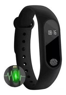 Pulseira Inteligente Fitness Monitor Smartband Bluetooth