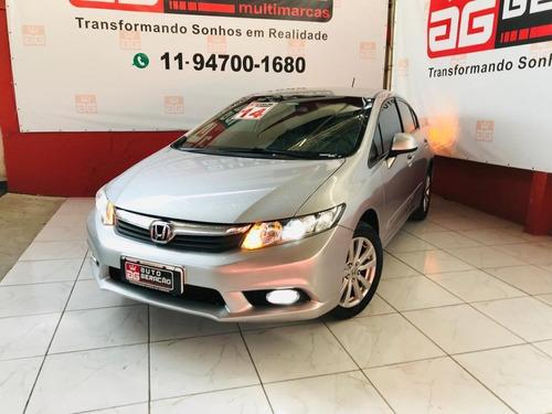 Imagem 1 de 12 de Honda Civic Civic Sedan Lxs 1.8/1.8 Flex 16v Aut. 4p Flex A