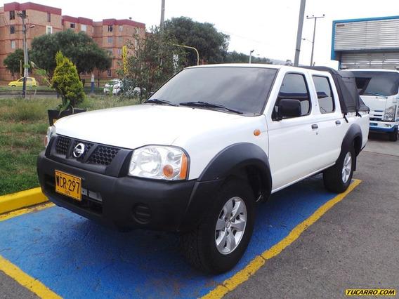 Nissan Frontier Np300 Mt 2400 Cc Aa