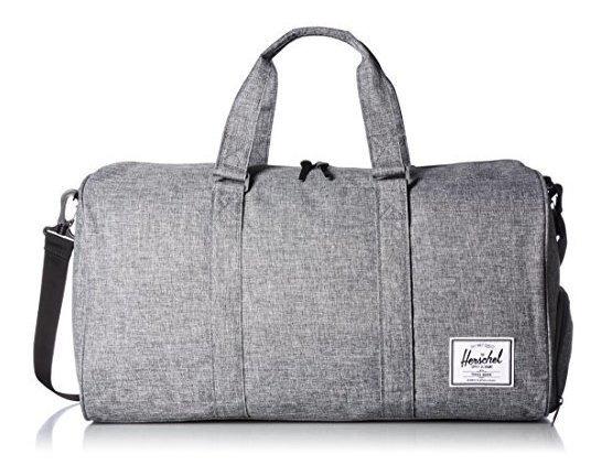 Bolsa De Lona Herschel Supply Co Novedad 1piece Raven Crossh