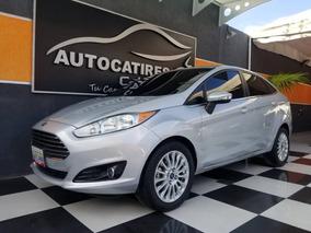 Ford Fiesta Titanium 2014