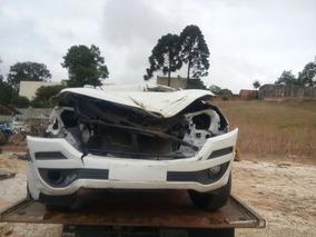 Sucata Chevrolet S10 2.5 Adv Fd2 2016/2017 Retirada Peças
