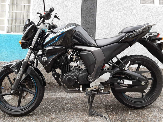 Yamaha Fz 2018