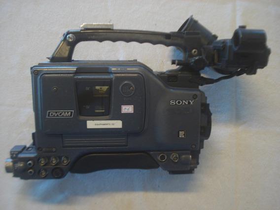 Sony Dsr 570ws Filmadora Funciona, Sem Acessórios (6)