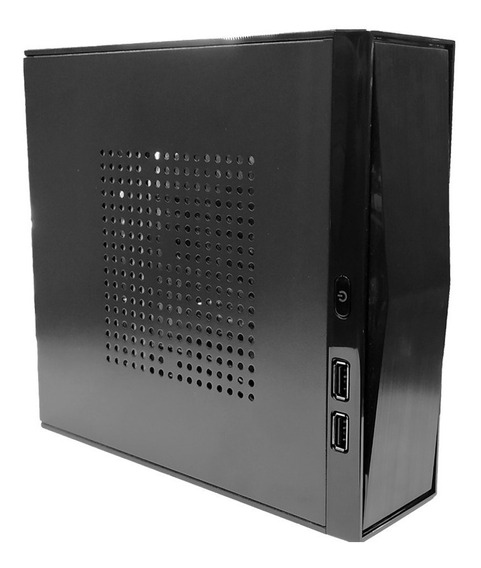 Pc Home Office Itx Dual Core - 4gb - Ssd 240gb - Top51