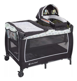 Cuna Corral Baby Trend Lil Snooze Deluxe Ii Nursery Center