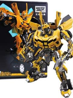 Bumblebee Transformers Autobot Diecast