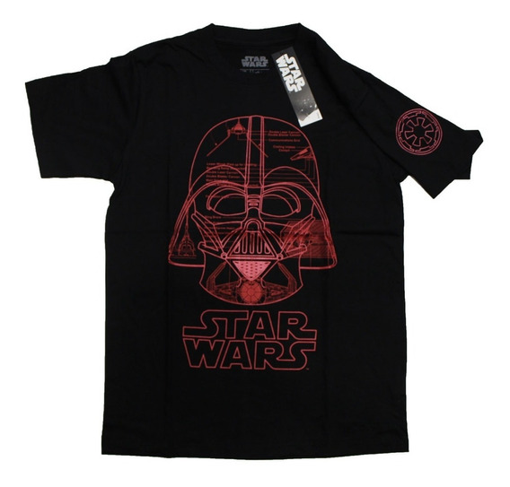 Remera Star Wars Original Vader I