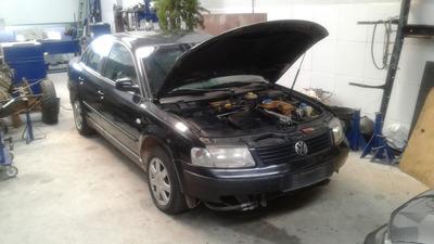 Vendo Peças Passat 1.8 Turbo/98-99 - S/ Direito A Doctos.