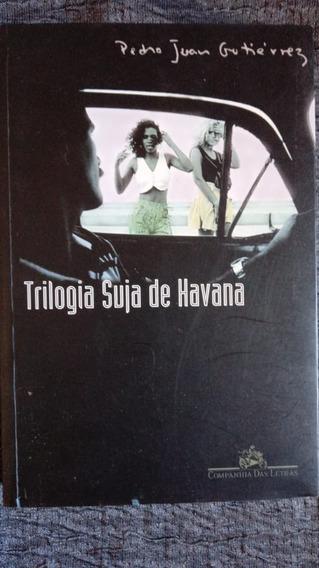 Livro Trilogia De Havana