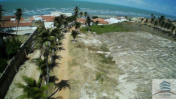 Terreno A Venda Beira Mar Em Tibau (do Norte)
