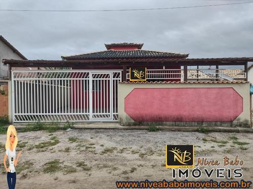 Imagem 1 de 15 de Casa Em Unamar Cabo Frio Casa Super Linda Em Unamar Cabo Frio Região Dos Lagos - Vcac 346 - 69286368