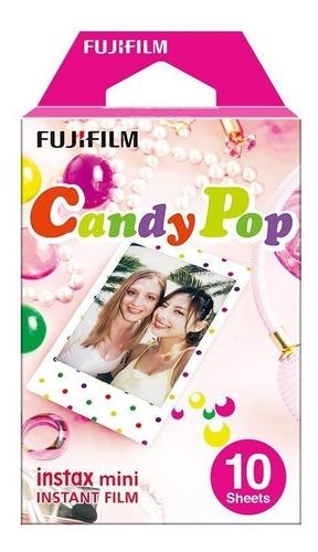 Fujifilm Cartucho Fuji Instax Mini Candypop ( 10 Hojas )