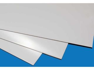 Poliestireno Alto Impacto Lámina 2 X 1 M, Calibre 80 (2,0mm)