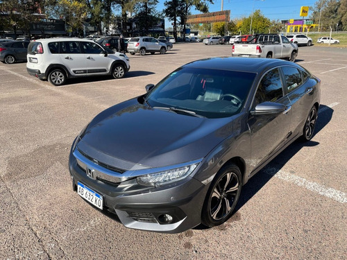 Honda Civic Ex-t Turbo 2017 Automatico, Titular Vende