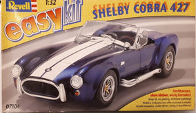 Monte Facil - Kit Shelby Cobra 427