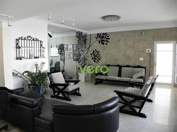 Casa Comercial Para Alugar, 232 M² Por R$ 2.800/mês - Vila Santa Catarina - Americana/sp - Ca0174
