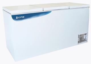 Freezer Horizontal Pozo De Frío Cfg 1500 Lts 3 Tapa Ciegas