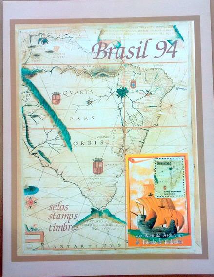 V-8512 - 1994 - Album De Selos Do Brasil - Sem Selos