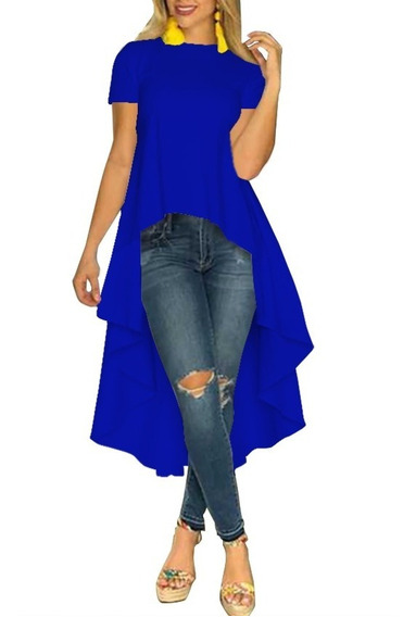 Maxi Blusa Casual Paris