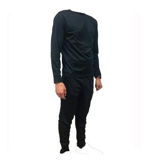 Conjunto Térmico Pantalon Y Remera Termica Hombre Mujer Niño