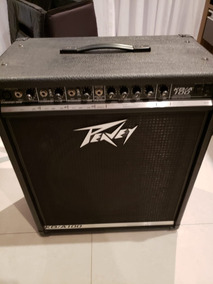 Caixa Amplificada Guitarra Peavey Kb-a100 Teclado + Case