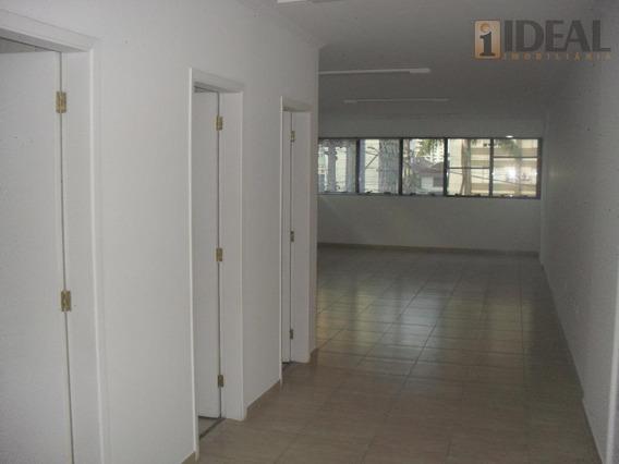 Conjunto Para Alugar, 66 M² Por R$ 2.200,00/mês - Gonzaga - Santos/sp - Cj0049