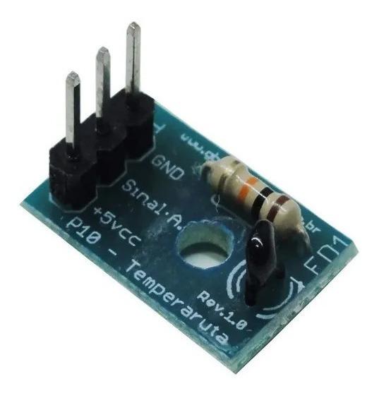 Sensor De Temperatura Com Ntc P10 Arduino Gbk