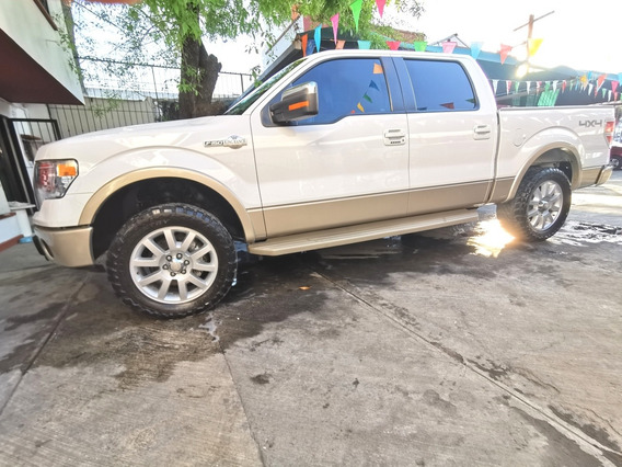 Ford F-150 F150 King Ranch 4x4