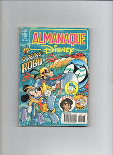 Gibi,hqs,almanaque Disney Nº 296 - Abril