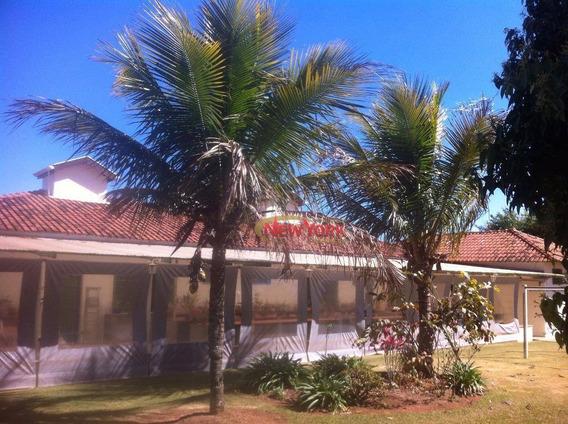 Chácara Residencial À Venda, Parque Itaipu, São Carlos. - Ch0081