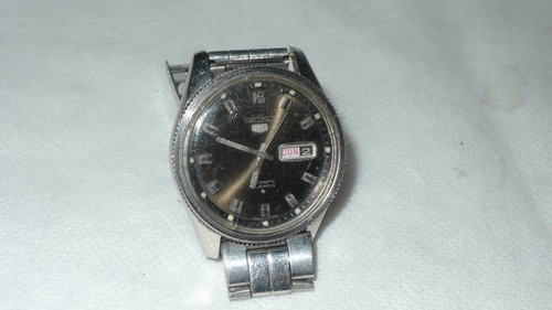 Relógio Seiko 5 Automático Mod 6119-8203 Raro