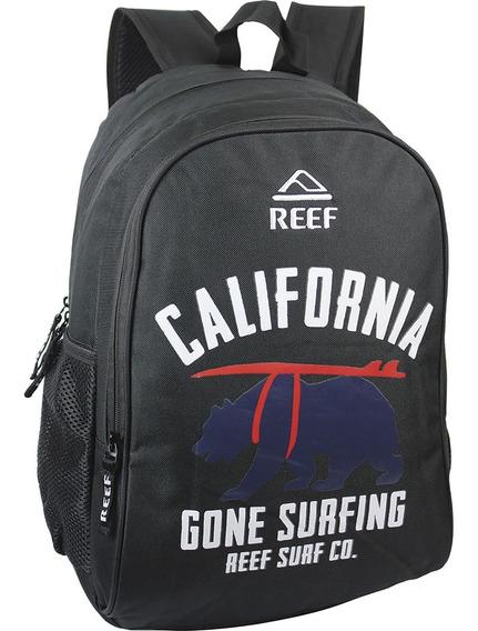 Mochila Reef Oso California 17.5 Pulg Rf-614 C/env